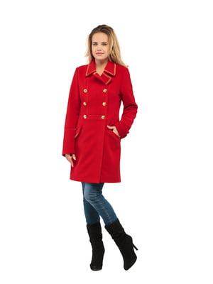 Пальто красное | 5216167