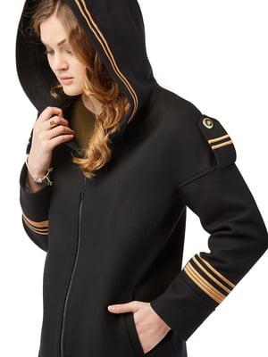 Пальто чорне | 5216175