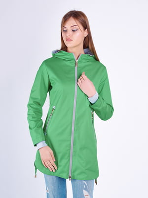 Плащ зеленый | 5216176