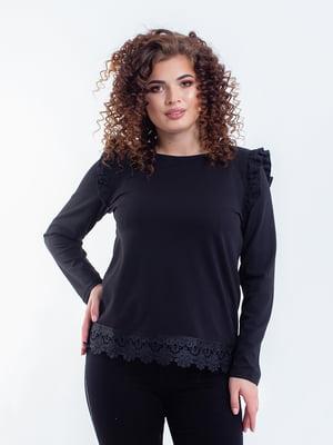 Блуза чорна | 5216746