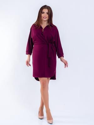 Сукня бордова | 5216751