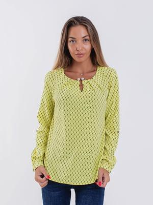 Блуза желтая | 5216763