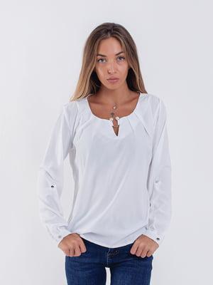 Блуза біла | 5216767