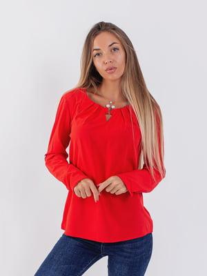 Блуза червона | 5216771