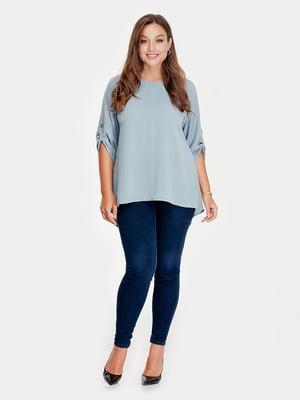 Блуза голубая | 5216934