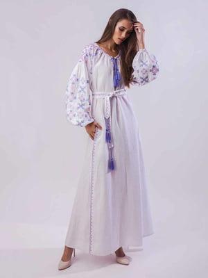 Сукня-вишиванка біла | 5217040