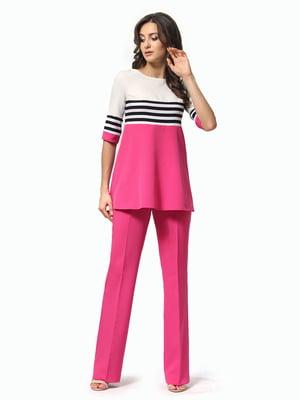 Костюм: туника и брюки | 5216957