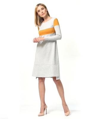 Сукня світло-сіра | 5216967
