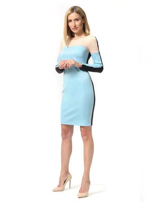 Сукня блакитна | 5216970