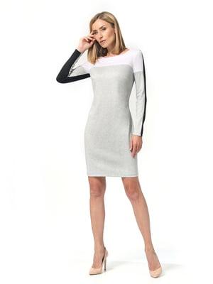 Сукня світло-сіра | 5216972