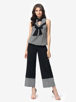 Комплект: топ и брюки-кюлоты | 5216981