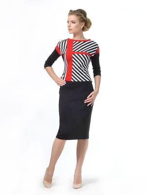 Комплект: юбка и джемпер. | 5216995