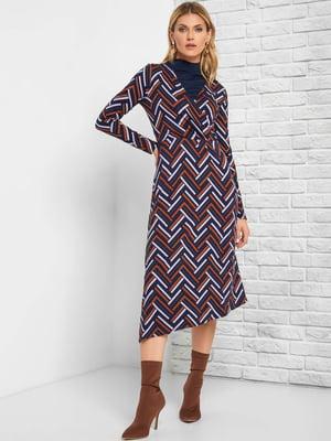 Сукня триколірна | 5217530