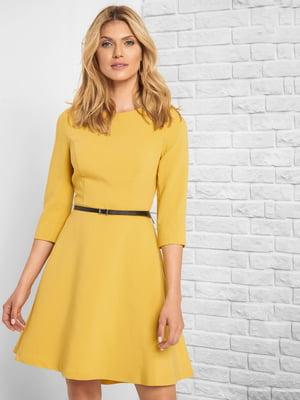 Сукня жовта | 5217537