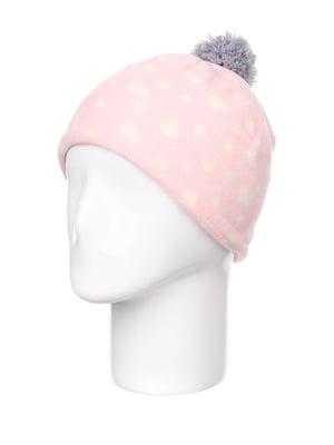 Шапка рожева | 5217629