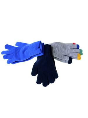 Набор перчаток (3 пары) | 5217647