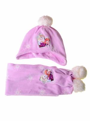 Комплект: шапка и шарф | 5217750
