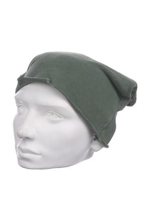 Шапка зеленая | 5217763