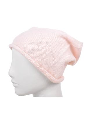 Шапка рожева | 5217860