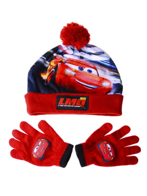 Комплект: шапка и перчатки | 5217900
