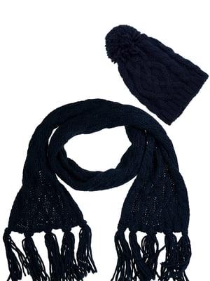 Комплект: шапка і шарф | 5217906