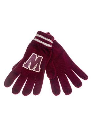 Перчатки красные | 5217927