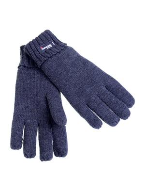 Перчатки серые | 5217934