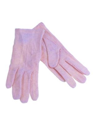 Перчатки розовые | 5217939