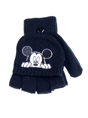 Перчатки черные | 5217941