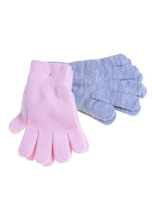 Набор перчаток (2 пары) | 5217947