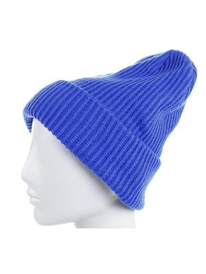 Шапка синя | 5217967