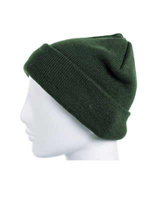 Шапка зелена | 5217971