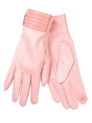 Перчатки розовые | 5218011