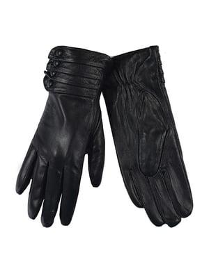 Рукавиці чорні | 5218026