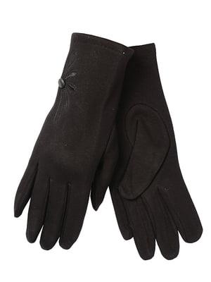 Перчатки черные | 5218068