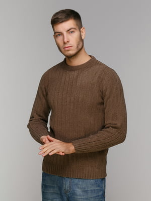 Джемпер коричневий | 5211465