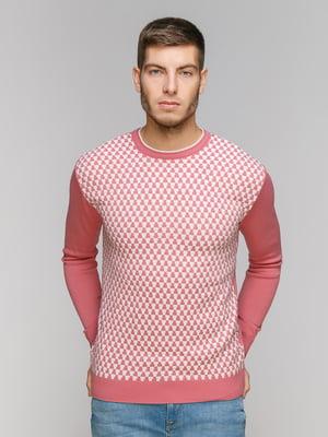 Джемпер фрезового кольору | 5216248