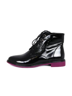 Ботинки черные | 5218879