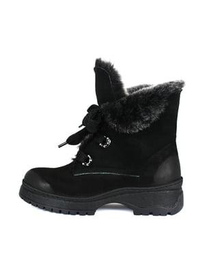 Ботинки черные | 5218880