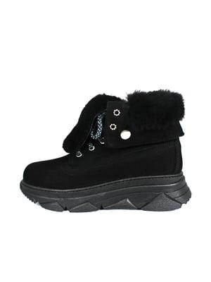 Ботинки черные | 5218881