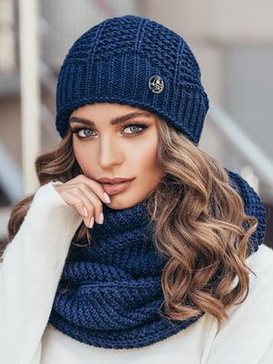 Комплект: шапка и шарф-снуд | 5213600
