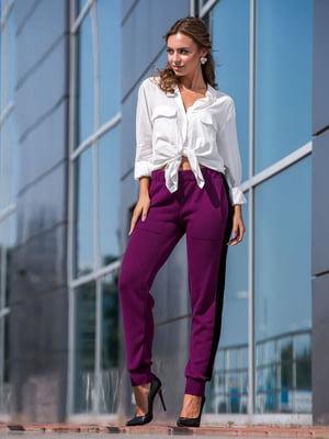 Штани фіолетові   5213606