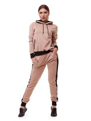 Костюм спортивный: худи и брюки | 5219074