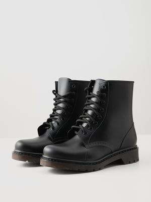 Ботинки резиновые черные | 5219178