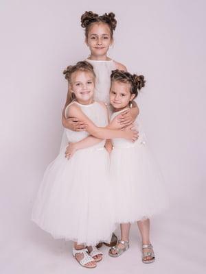Платье молочного цвета | 5219273