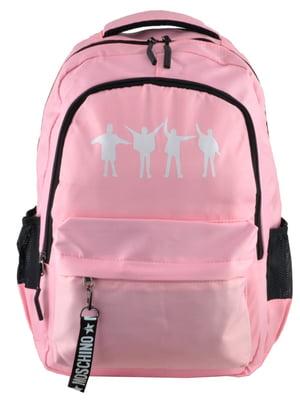 Рюкзак цвета пудры   5219447