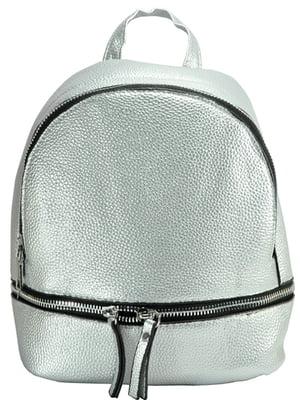 Рюкзак серебристый | 5219482