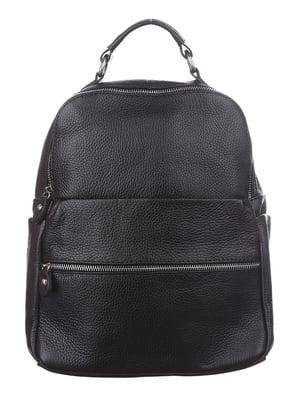 Сумка-рюкзак чорна | 2122048