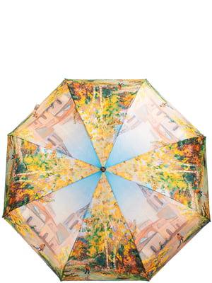 Зонт механический | 5220494