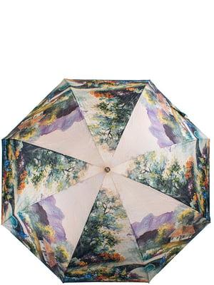 Зонт механический | 5220495
